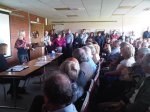 Nadine Dorries MP meeting 250910